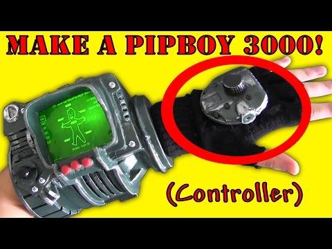 How to Make a Pip-Boy Controller (DIY)