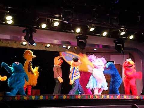 Seseame Street Live Show, Minehead Butlins 2012