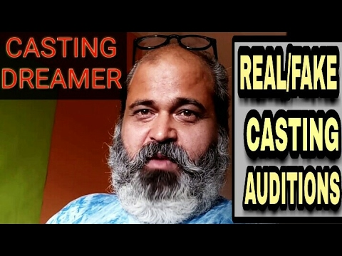 REAL / FAKE CASTING / AUDITION