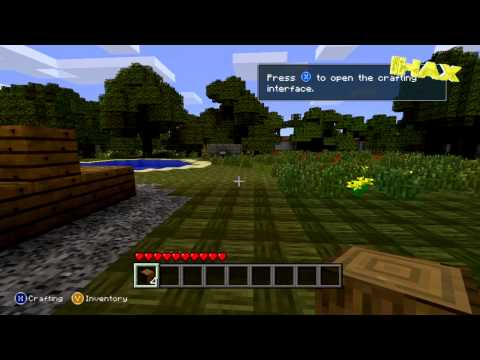 Minecraft Leaked To Xbox 360 (Jtag) + Download