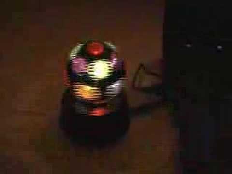 Disco Ball USB Party Gadget