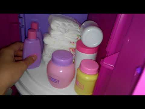 Updated Baby Alive Nursery Tour!