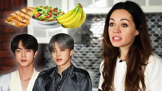 Download Dietitian Reviews K-Pop Diets Video