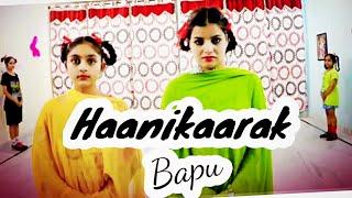 Haanikaarak Bapu - Dangal | Aamir Khan | Pritam |Amitabh B| DANCE| New Song 2017