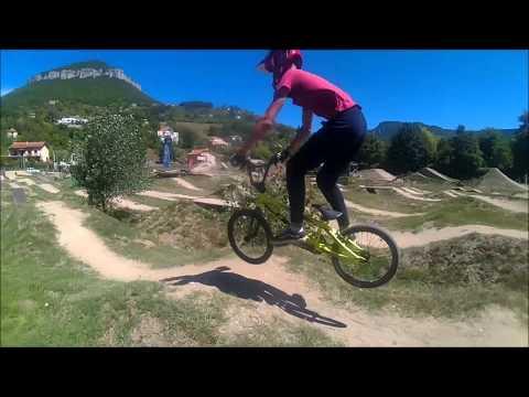 BMX RACE - DUVERBIKE [backflip] -  2017