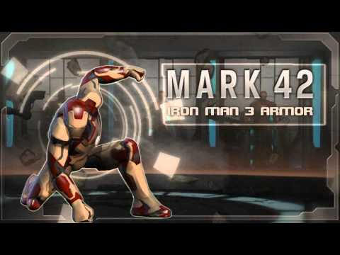 Official Marvel Heroes Iron Man 3 Game Play Demo and Trailer | pestaola