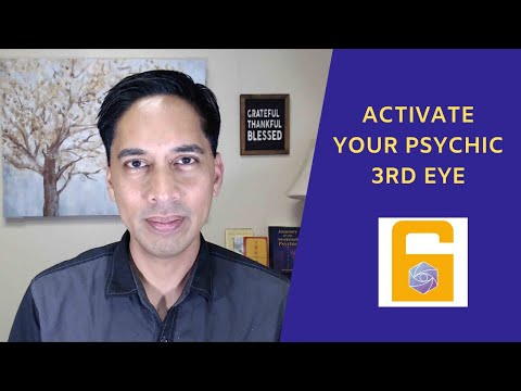 How to Open Your Third Eye | Guided Meditation | Clairvoyant Training | Psychic Abilities Test