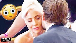 Cutest Lady Gaga and Bradley Cooper Oscar Moments
