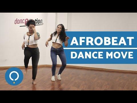 Afrobeat Dance Moves Tutorial -  Coupé Décalé dance