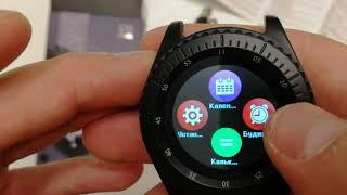Z3 smart watch Sci-tech - доступные смарт часы с богатыми возможностями - обзор - характеристики