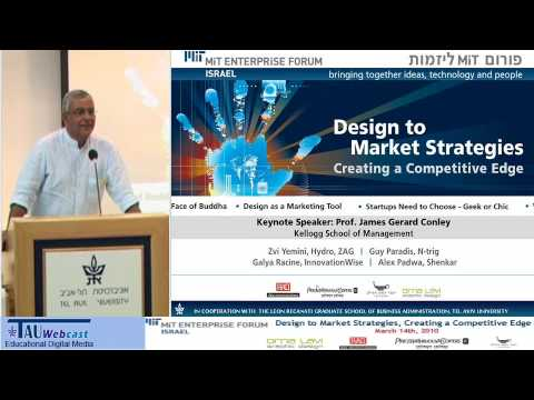 Design to Market Strategies - Creating a Competitive Edge