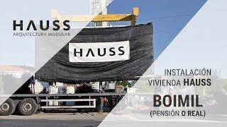 Hauss Arquitectura Modular Videos
