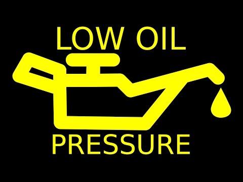 Low Oil Pressure Warning Light - (Quick Fix)