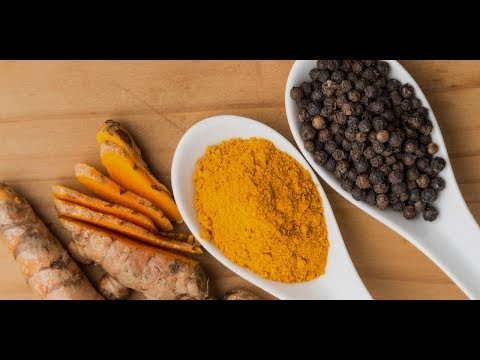 BLACK PEPPER AND TURMERIC - THIS COMBINATION CAN SAVE LIVES