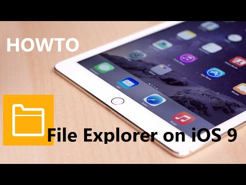 How to: File explorer on iOS (iPad and iPhone) without jailbreak (free) (2016) - nickkie.com