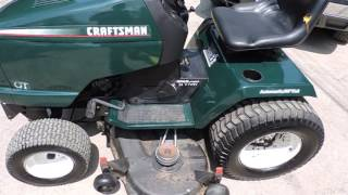 Craftsman GT 5000 Videos & Books
