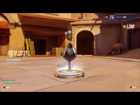 Overwatch OE Bronze Two Stars Opening 5 Loot Boxes