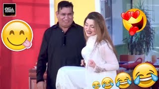 Khushboo Te Nasir Chinyoti Mazey Le Rehe 2019 New Stage Drama Best Comedy Clip😂