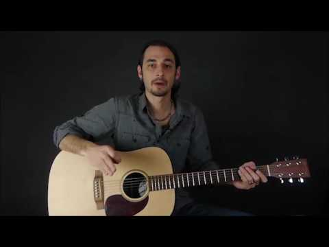 Guitar Exercises - For Finger Independence