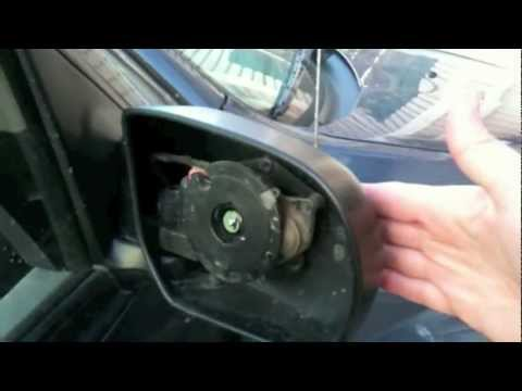Replace Your Car Passenger Side Mirror - How To - DIY
