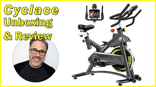 CYCLACE Indoor Bike   Unboxing, Assembly, and First Review!