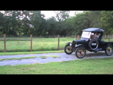 Brake Testing our Model T Ford Truck