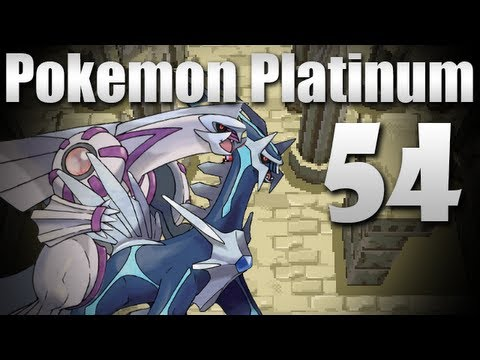 Pokémon Platinum - Episode 54 [Dialga and Palkia]