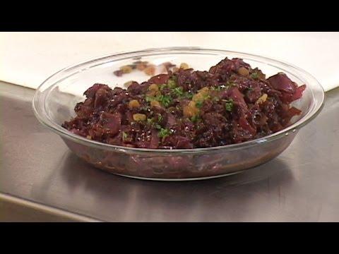 Sweet & Sour Purple Cabbage - Part 1