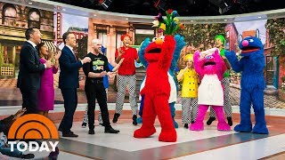 'Sesame Street' Characters Share New Magic In TODAY Performance | TODAY