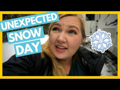 Louisiana Snow Day, Power Outage, & RV Tires Fixed ❄ Full Time RV Family