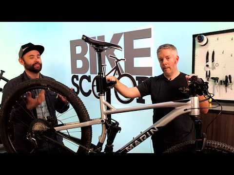 Bike Scoop is Live talking about modern MTB suspension, set-up, adjustments, and much more