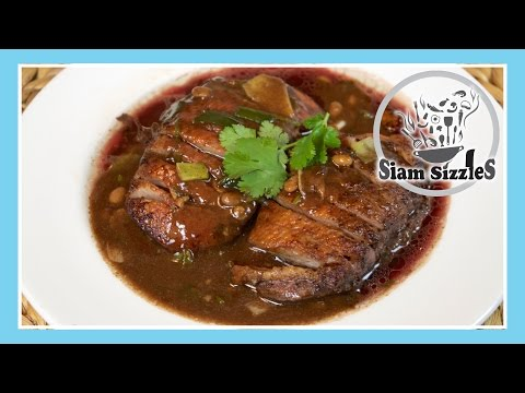 Thai Grilled Duck With Sweet Sauce (Ped Yaang)