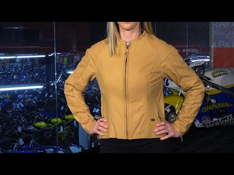 Roland Sands Design Quin Womens Motorcycle Leather Jacket Review
