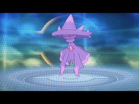 How To Get Mismagius In Pokemon Omega Ruby and Alpha Sapphire