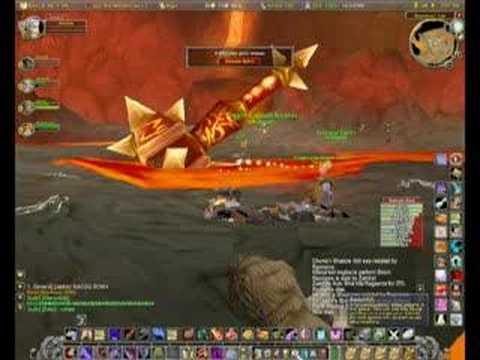 World of Warcraft - ORANGE HAMMER!