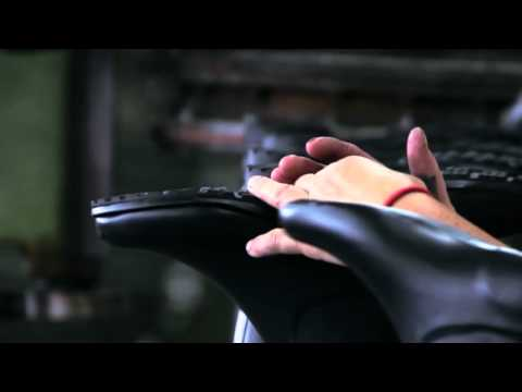 How wellington boots are made