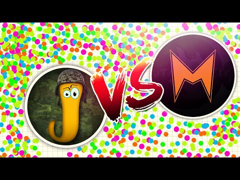 Agar.io - MiRaCle VS Jumbo   Last Man Standing   Fake or Real Jumbo? (Solo Agario Gameplay)