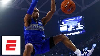 Download Kentucky basketball Big Blue Madness dunk contest highlights | College Basketball Video