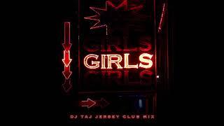 Wale - Pole Dancer (ft Megan Thee Stallion) (DJ Taj Jersey Club Mix) (Visualizer)