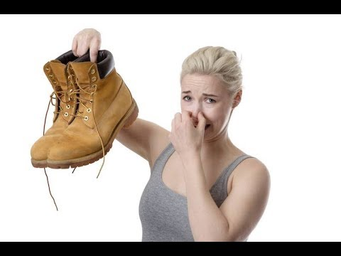 Quick Tip: How to cure stinky boots