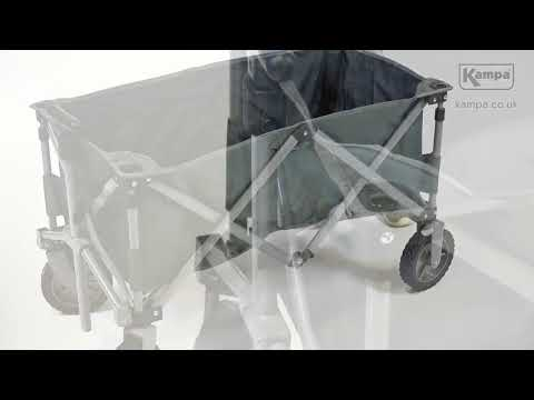 Kampa  Trucker Trolley  Product Overview