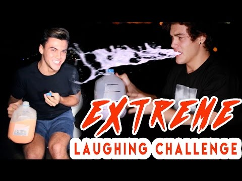 EXTREME LAUGHING CHALLENGE