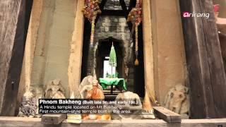 Arirang Prime Ep213 Revival of Angkor, the City of Gods