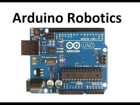 Arduino Robotics Intro