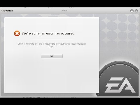 FIFA 15 Crack Origin Activation Error Fix