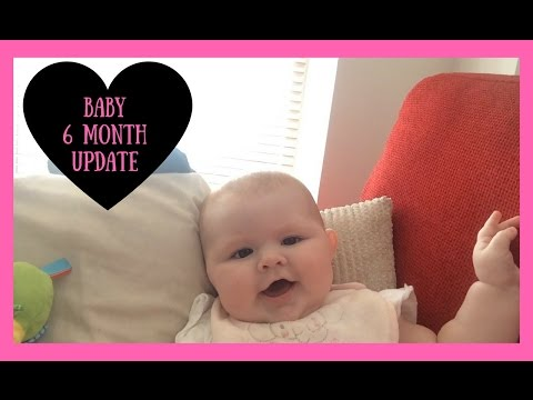 6 months old baby || Ava