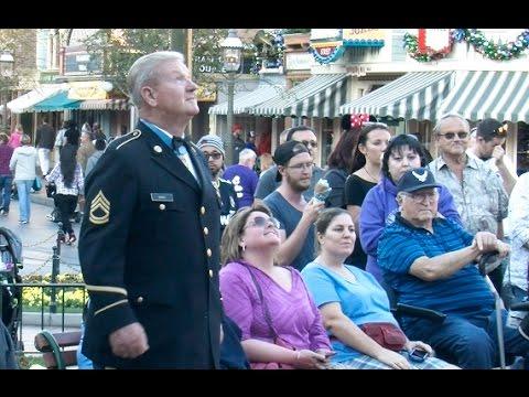 Disneyland Salutes Vietnam War-era Medal of Honor winner