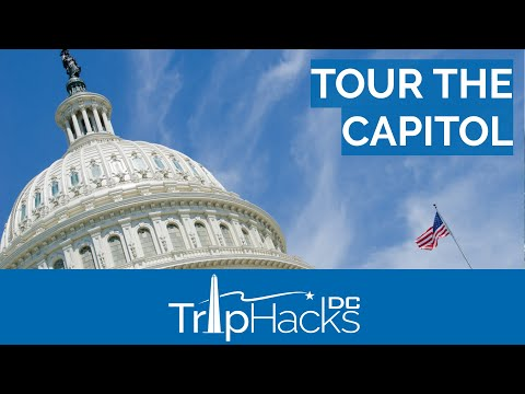 How to Tour the White House, Capitol & Supreme Court