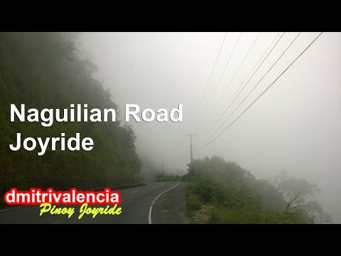 Pinoy Joyride - Naguilian Road Joyride (Bauang to Baguio) 2014
