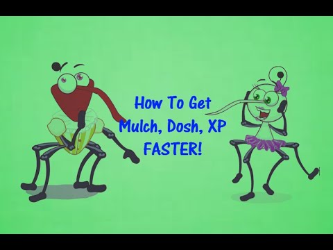 How To Get Mulch,Dosh,XP Faster!